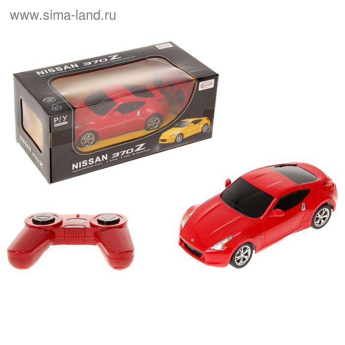 """Машина на радиоуправлении """"Nissan 370Z"""" 1:24, МИКС 38800"""