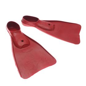 """Ласты резиновые для плавания""""Малютка"""", размер 32-34"""