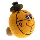 Смайлик часы