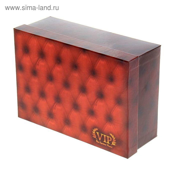 "Коробка подарочная ""VIP"", 24х17х9 см"
