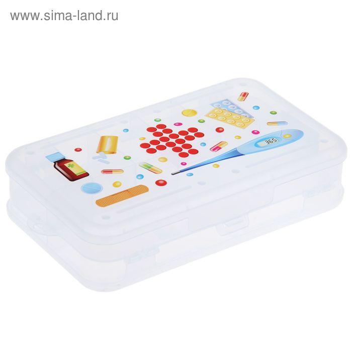 """Коробка для мелочей с аппликацией """"Очумелые Ручки"""", цвет МИКС"""