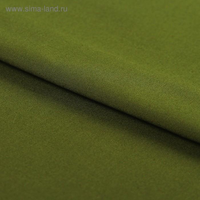 Ткань для пэчворка Kona Cotton, 50х55см, 122±5г/кв.м, AVOCADO, цвет тёмно-зелёный