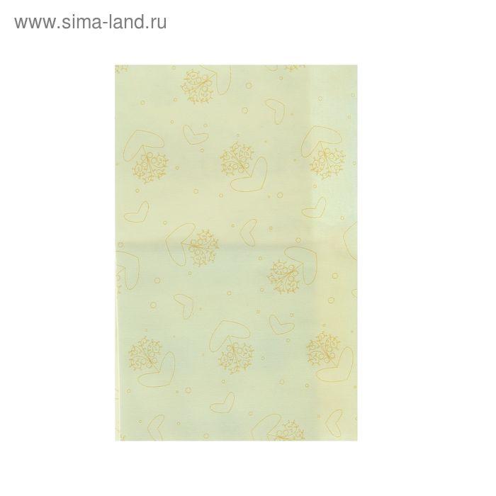 Ткань для пэчворка Basically Hugs, 50x55см, 145±5г/кв.м, CRE1