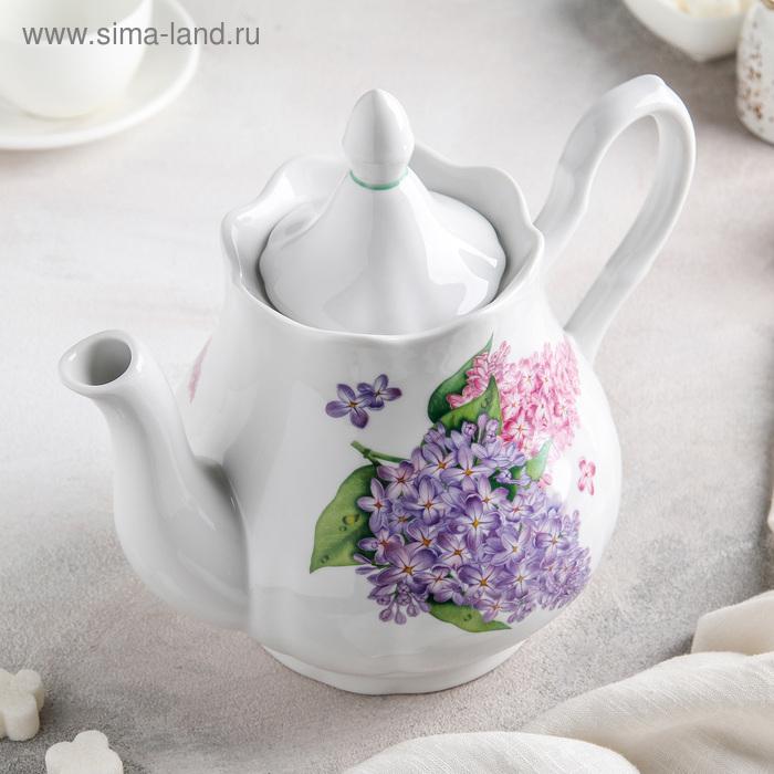 """Чайник 1,75 л """"Сирень"""""""