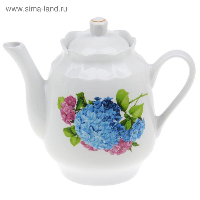 """Чайник 1,75 л """"Гортензия"""""""