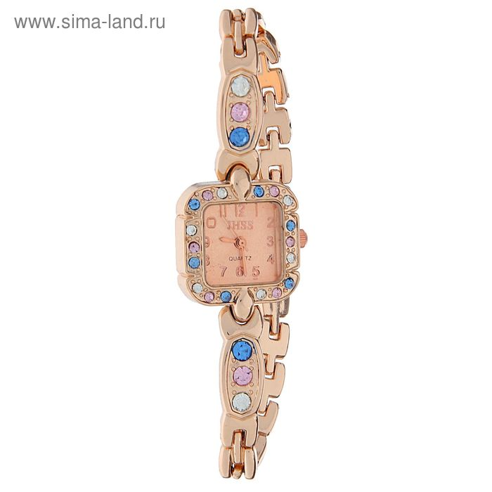 Часы наручные женские ,метал. браслет, микс