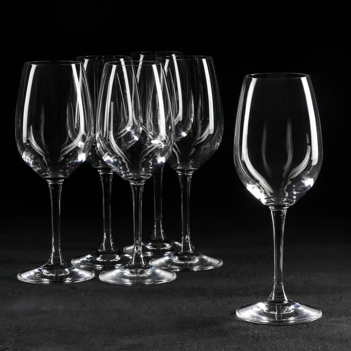 Набор бокалов для вина 280 мл Yarra, 6 шт
