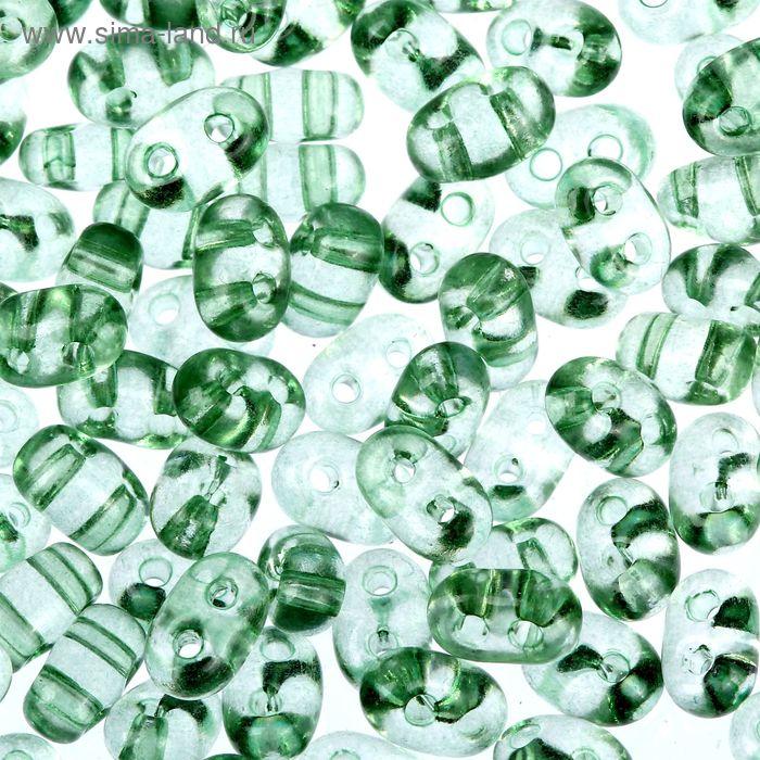 "Бисер ""GAMMA"" 2,5х5мм (Т047 зеленый)"