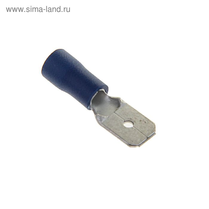 Разъем плоский изолированный внешний РПИ-П, сечение 2.5/6.3 мм2, ПВХ