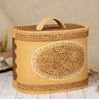 Хлебница  «Рябинушка», 25х17х21 см