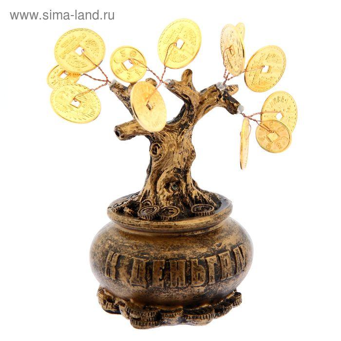 """Денежное дерево """"К деньгам"""""""