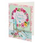 Набор для создания открытки «С Днём Свадьбы!», 11 х 15 см