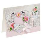 Набор для создания открытки «Свадебная», 15 х 11 см