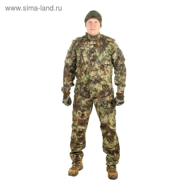 Костюм для спецназа летний МПА-04 (НАТО-1) КМФ питон лес (тк. Мираж-210) (52/5)