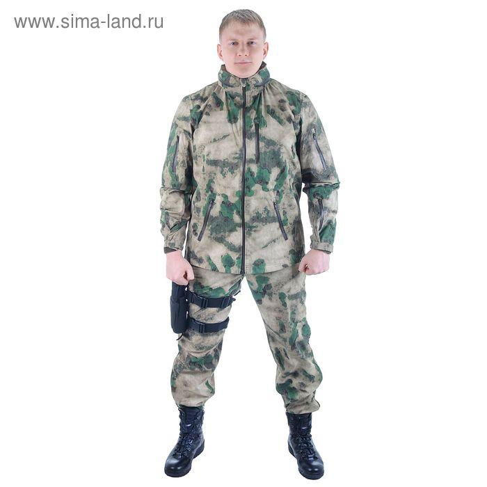 Костюм для спецназа влагозащитный МПА-25 (тк. курт мемб.) мох (54/4)