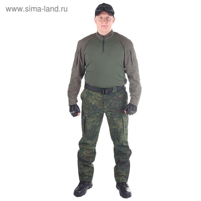 Брюки для спецназа МПА-28 (тк.Софтшелл) КМФ цифра (52/5)