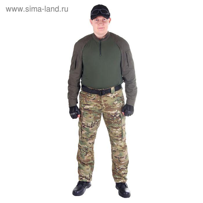 Брюки для спецназа МПА-41 (тк.Софтшелл) КМФ мох (52/4)