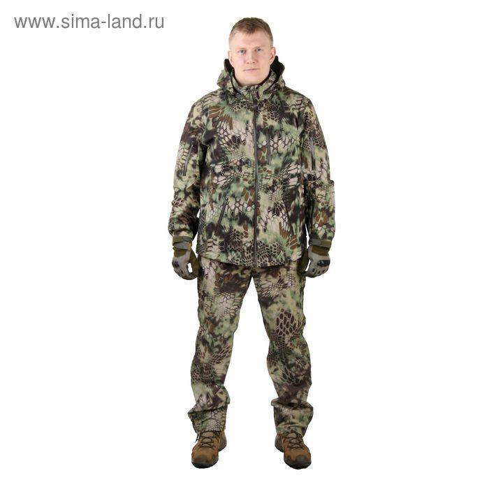 Костюм для спецназа влагозащитный МПА-25 (тк. курт. мембр.) питон лес (56/4)