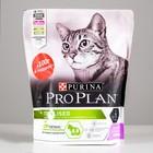 Акция! Сухой корм PRO PLAN для стерилизованных кошек, индейка/рис, 400 г