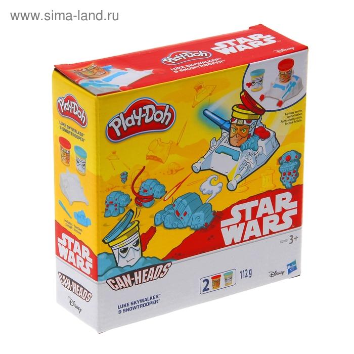 """Игровой набор для лепки """"Звёздные войны"""""""