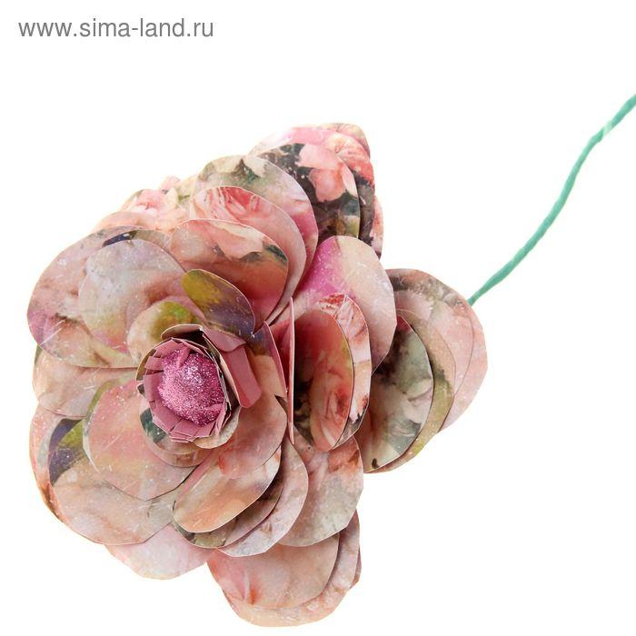 """Набор по созданию цветка """"История любви"""", 29,5 х 29,5 см"""
