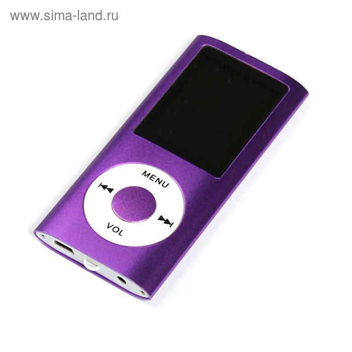 Mp3-плеер с LED экраном, АКБ, MicroSD, MiniUSB , микс