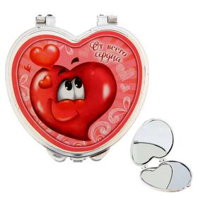 """Зеркало сердце """"От всего сердца"""""""