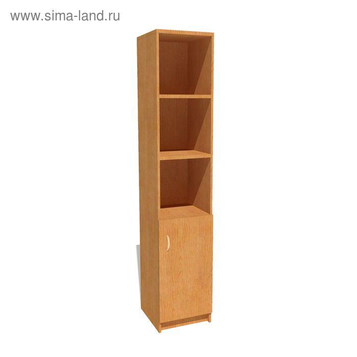 Шкаф для документов с нижней дверью 400*420*2025 бук бавария