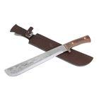 Нож НС-76 г.Златоуст, рукоять-текстолит, сталь 40Х10С2М