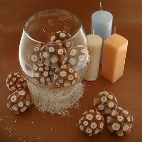 Декоративные шары 'Сола слайз' 6 см Ош