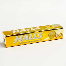 "Леденцы Halls ""Мёд-лимон"", 25 г"