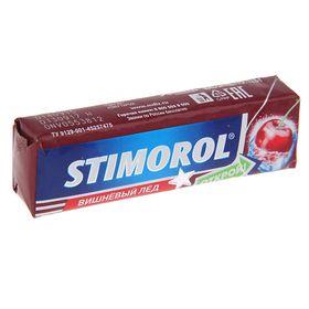 """Жевательная резинка Stimorol """"Вишнёвый лёд"""", 13,6 г"""