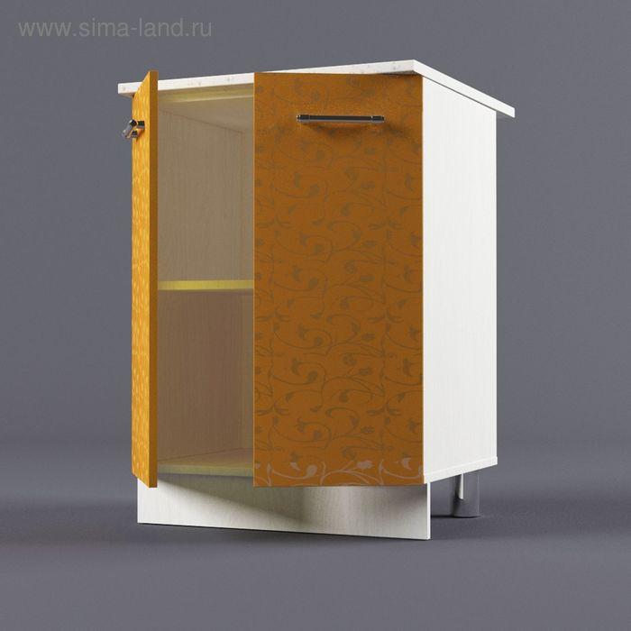Шкаф напольный 850*600*600 Манго