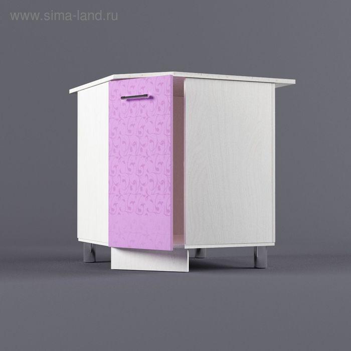 Шкаф напольный угловой 850*800*800*600 Ирис