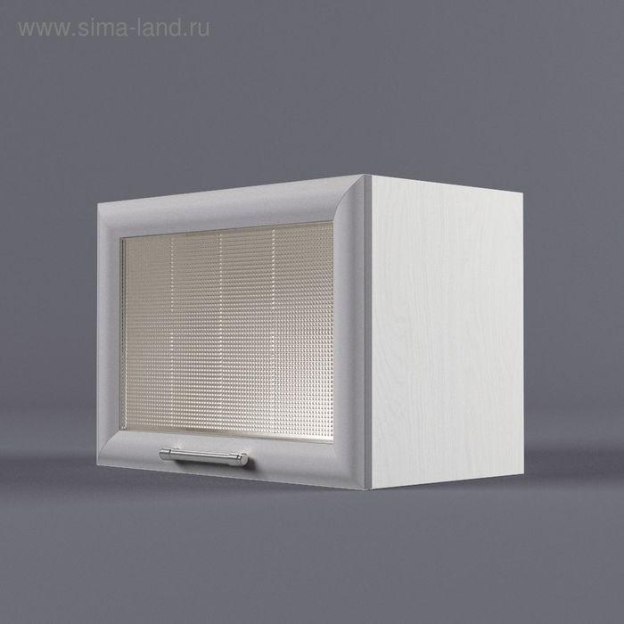 Шкаф навесной 360*500*300 Рамка Серая