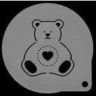 "Трафарет для выпечки 17х15 см ""Медвежонок"""
