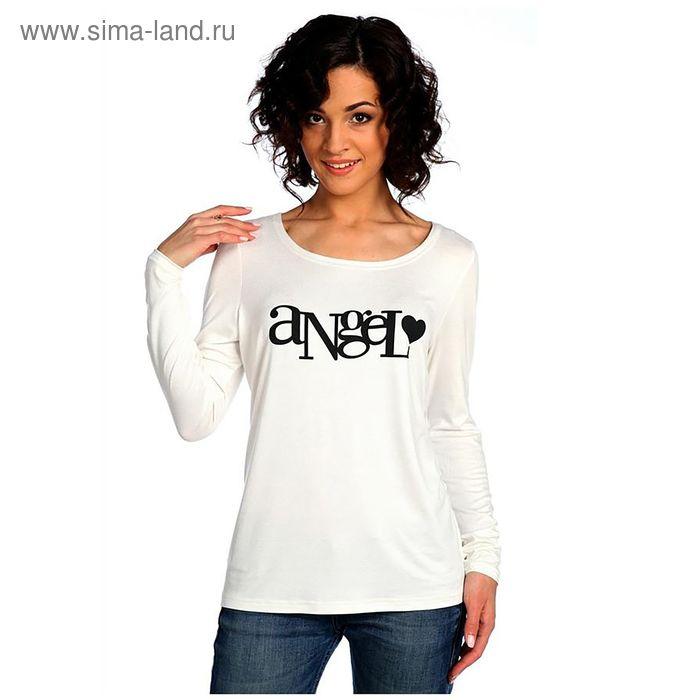 Джемпер женский Ангел 774а экрю, р-р 50