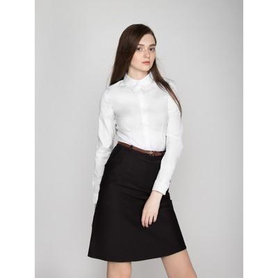 Юбка женская 324, размер 46, рост 170, цвет черный