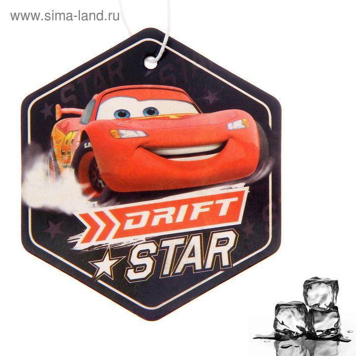 "Ароматизатор подвесной в авто ""Drift star"", Тачки"