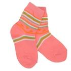 Носки детские ЛС46, цвет коралловый, р-р 12
