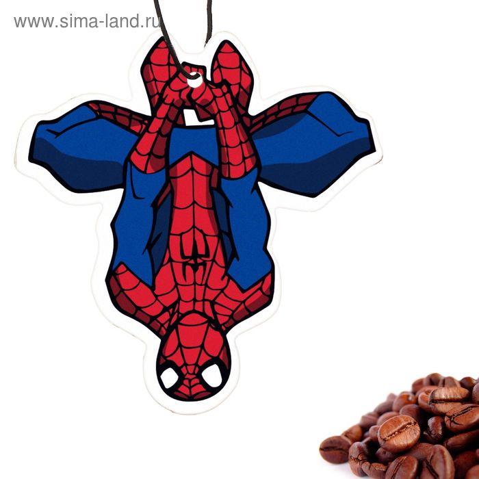 """Ароматизатор в авто """"Spiderman 4"""", Человек-Паук"""