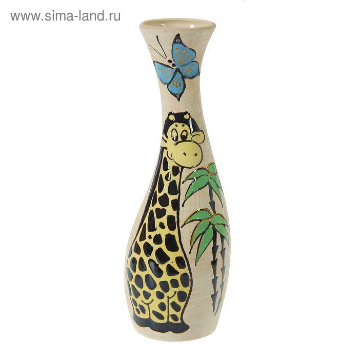 "Ваза ""Мирра"" жираф"