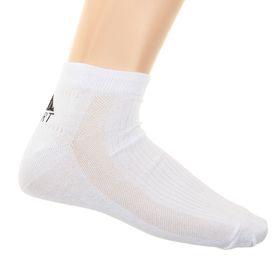 Носки мужские спортивные L-361, цвет белый, размер 25-27