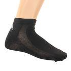 Носки женские спортивные M-267, цвет черный, размер 23-25
