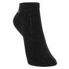 Носки женские спортивные M-73, цвет черный, размер 23-25