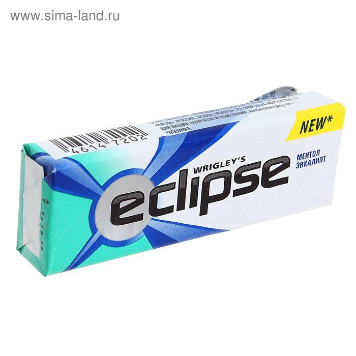"""Жевательная резинка Eclipse """"Ментол-Эвкалипт"""" 13.6 г"""