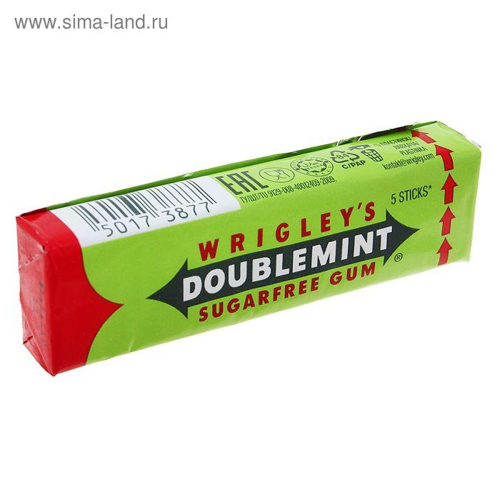 Жевательная резинка  Wrigley's Doublemint 13 г