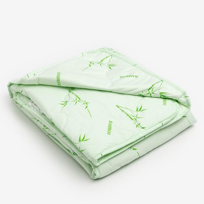 """Одеяло """"Этель"""" Бамбук 110*140 см, тик, 300 гр/м2"""