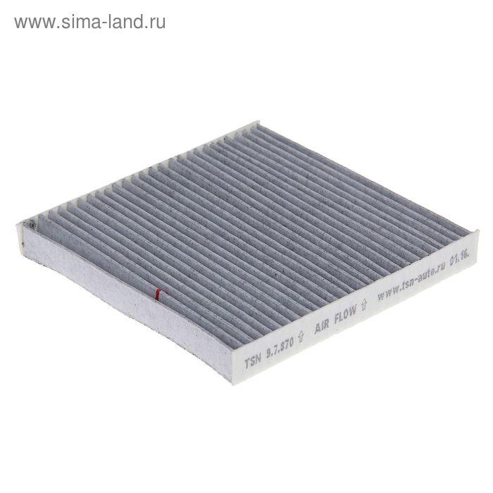 Фильтр салона угольный TSN 9.7.870, УАЗ Патриот с 2012 г
