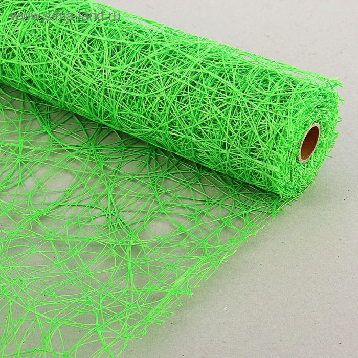 Сизаль светло-зеленый 53 см x 5,5 м
